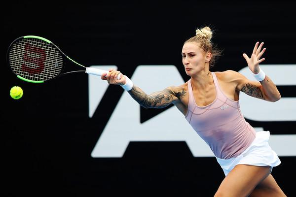 Hercogova se je na WTA turnejo vrnila dobro pripravljena. (Foto: zimbio.com)