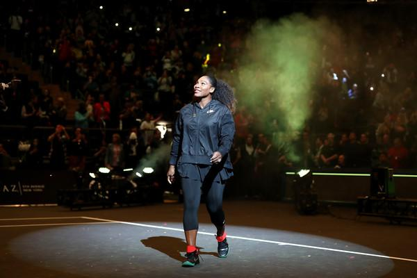 V Indian Wellsu je v središču pozornosti povratnica Serena Williams. (Foto: zimbio.com)