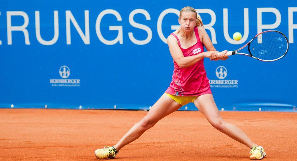 Dalila Jakupović bo jutri na Kitajskem lovila polfinalno vstopnico. (Foto: Sportida.com)