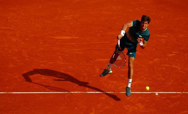 Aljaž Bedene bo jutri še naprej lovil finale v Budimpešti. (Foto: zimbio.com)