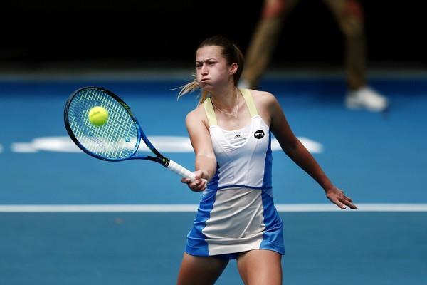 Dalila Jakupović v Mehiki le še korak od preboja v glavni del turnirja. (Foto: zimbio.com)