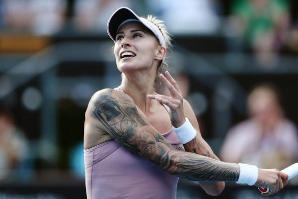 Hercogova se bo za polfinale udarila s Kuznetsovo. (Foto: zimbio.com)