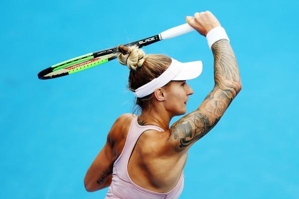 Hercogova je v Carigradu imela lepo možnost za turnirsko zmago. (Foto: zimbio.com)
