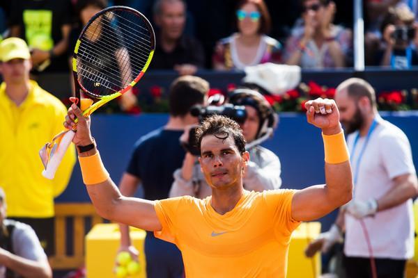 """RafaelNadalBarcelonaOpenBancSabadellZQUm VL7Jrzl - Rafael Nadal: """"Ena najslabših tekem v zadnjem času"""""""