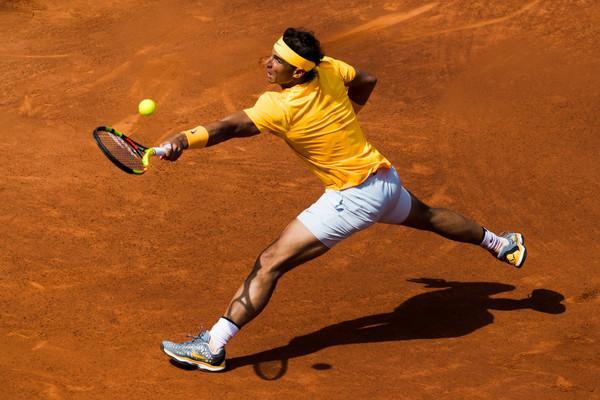 RafaelNadalBarcelonaOpenBancSabadelll0KsKS114xIl - ATP Barcelona: Nadal in Thiem s težavami do napredovanja