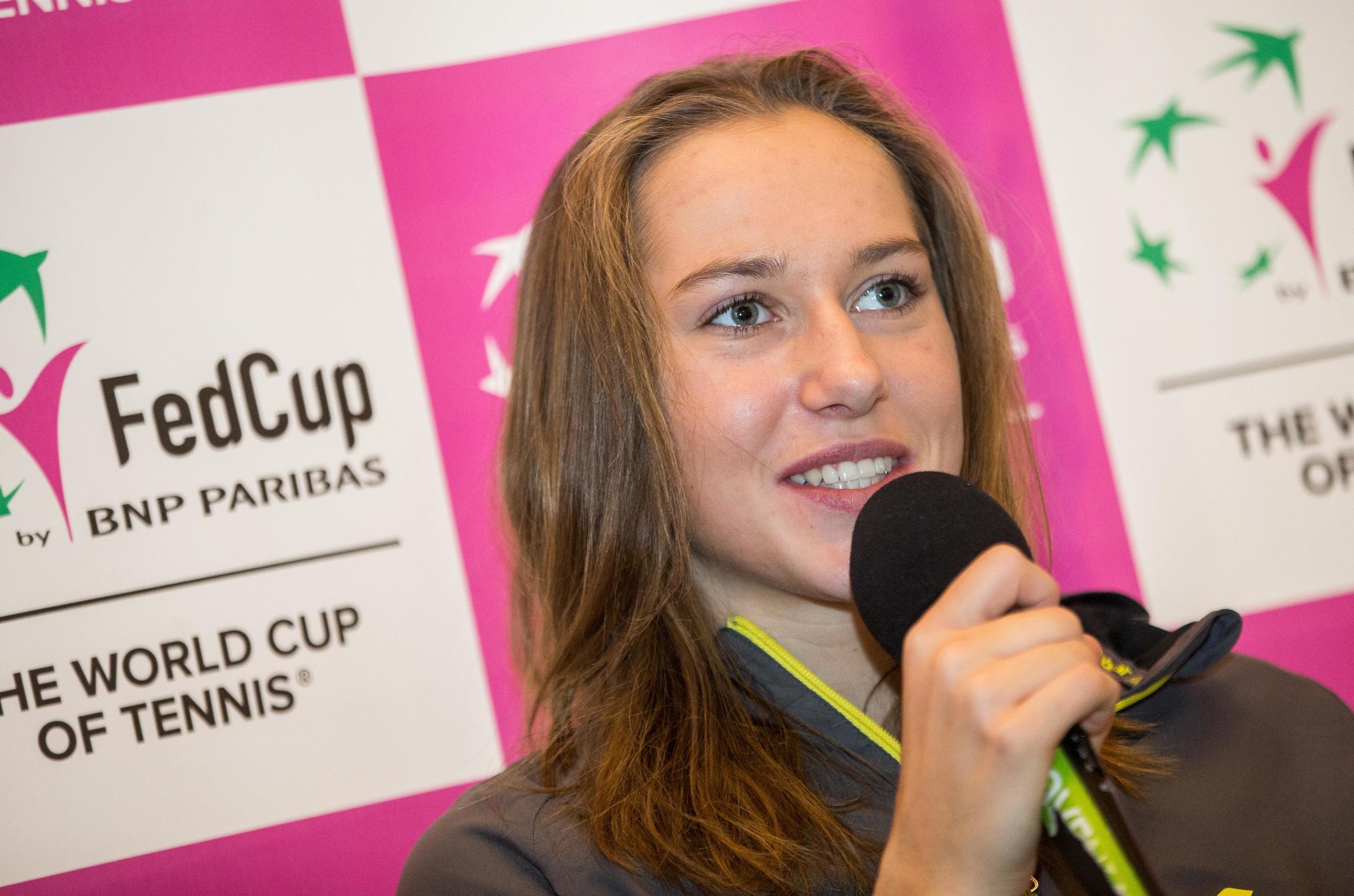 Kaja Juvan znova do preboja v glavni del turnirja v Italiji. (Foto: zimbio.com)
