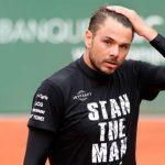 stan wawrinka i didn t feel well welcomed in geneva  150x150 - Za vsako zmago nov tatu?