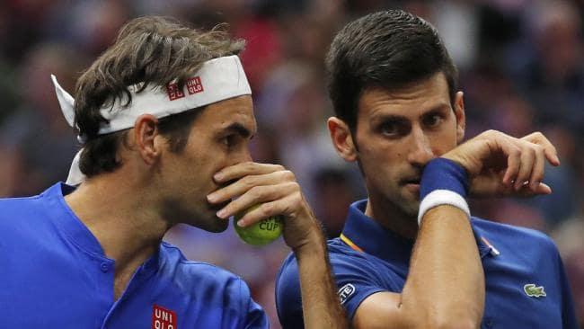 7aa70f5d7a682990d7adf61f18edd53f - Roger in Novak izgubila zgodovinske dvojice