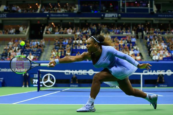 SerenaWilliams2018OpenDay116WJMhnkfCI6l - Neverjetna Serena mimo Sevastove v 9. finale