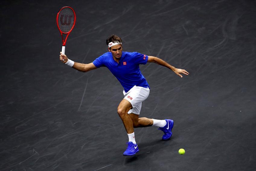 laver cup roger federer digs deep to beat john isner - Laverjev pokal: Federer izvlekel nemogoče!