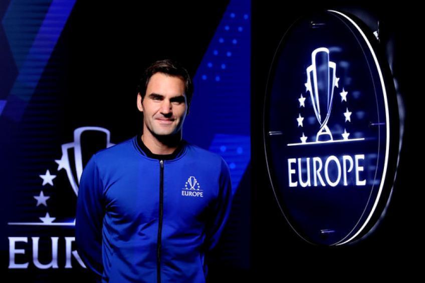 laver cup roger federer thumps nick kyrgios to push europe 71 up 1 - Laverjev pokal: Federer odpravil Kyrgiosa za vodstvo 7-1