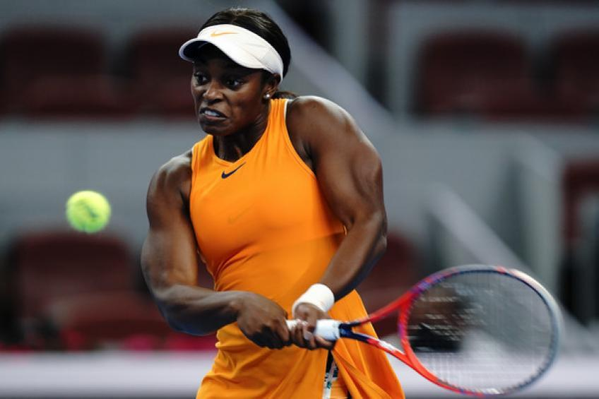 "sloane stephens grabs sixth singapore ticket for wta finals debut - ""Še vedno želim, da mama plačuje račune za telefon"""