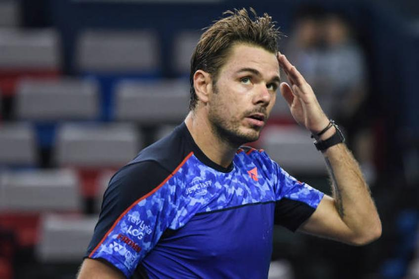 stan wawrinka to play qualies at the paris masters won t take wild card - Tudi Wawrinke ne bo v New Yorku
