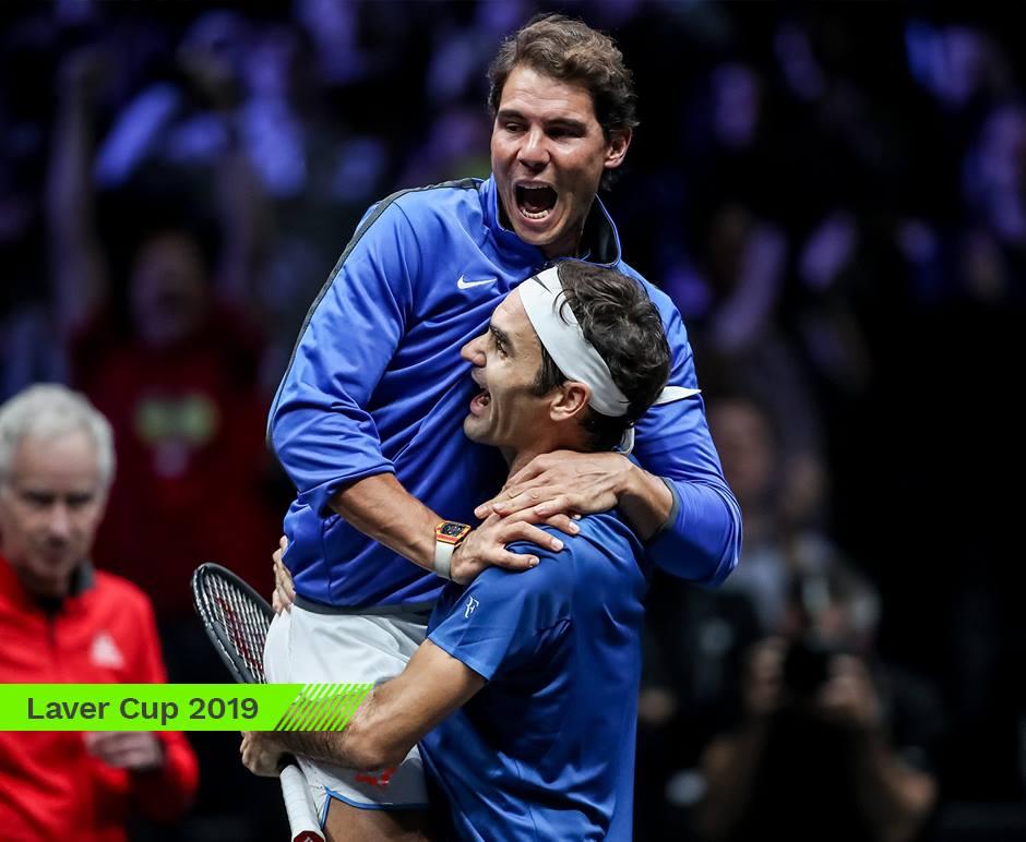 48379366 2122240841129654 6964319067083636736 n - Federer in Nadal ponovno v objemu?