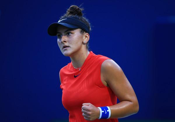 Kanadčanka Bianca Andreescu koraka proti eliti. (Foto: zimbio.com)
