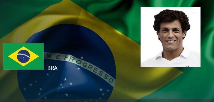 7568 - Ponovno ujet; Brazilski tenisač Souza suspendiran!