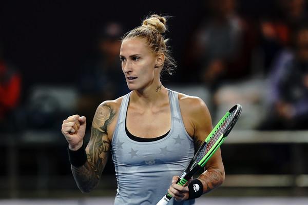 PolonaHercog2018ChinaOpenDay4AFR3C9YfuCsl - Polona Hercog ostala kot najboljša Slovenka na WTA 64.
