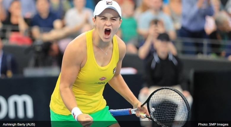 barty - Izjemna Bartyjeva Avstralke popeljala v finale Pokala Fed