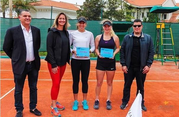 ejravec - ITF: Erjavčeva posegla po naslovu v Tabarki