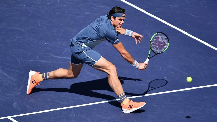 milos raonic forced to withdraw from madrid and rome - Raonić moral odpovedati še Madrid in Rim!
