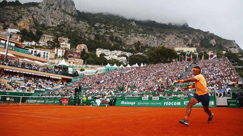 nadal monte carlo 2016 sunday 2 1024x576 - ATP Monte-Carlo: Novak in Rafael s težkim žrebom