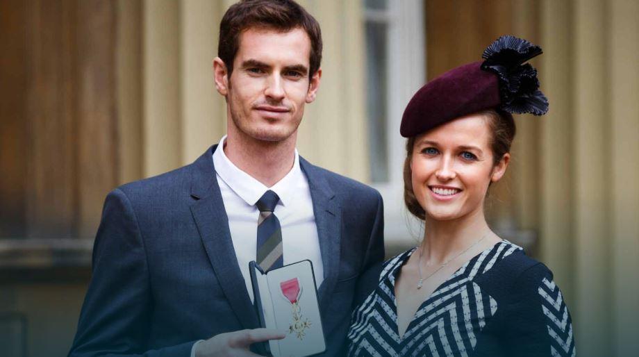 36363 - Andy Murray uradno prejel viteški naziv!