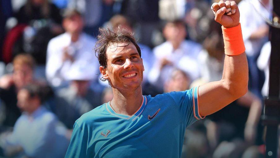 535 - Šest nizov, šest izgubljenih iger za Rafaela Nadala