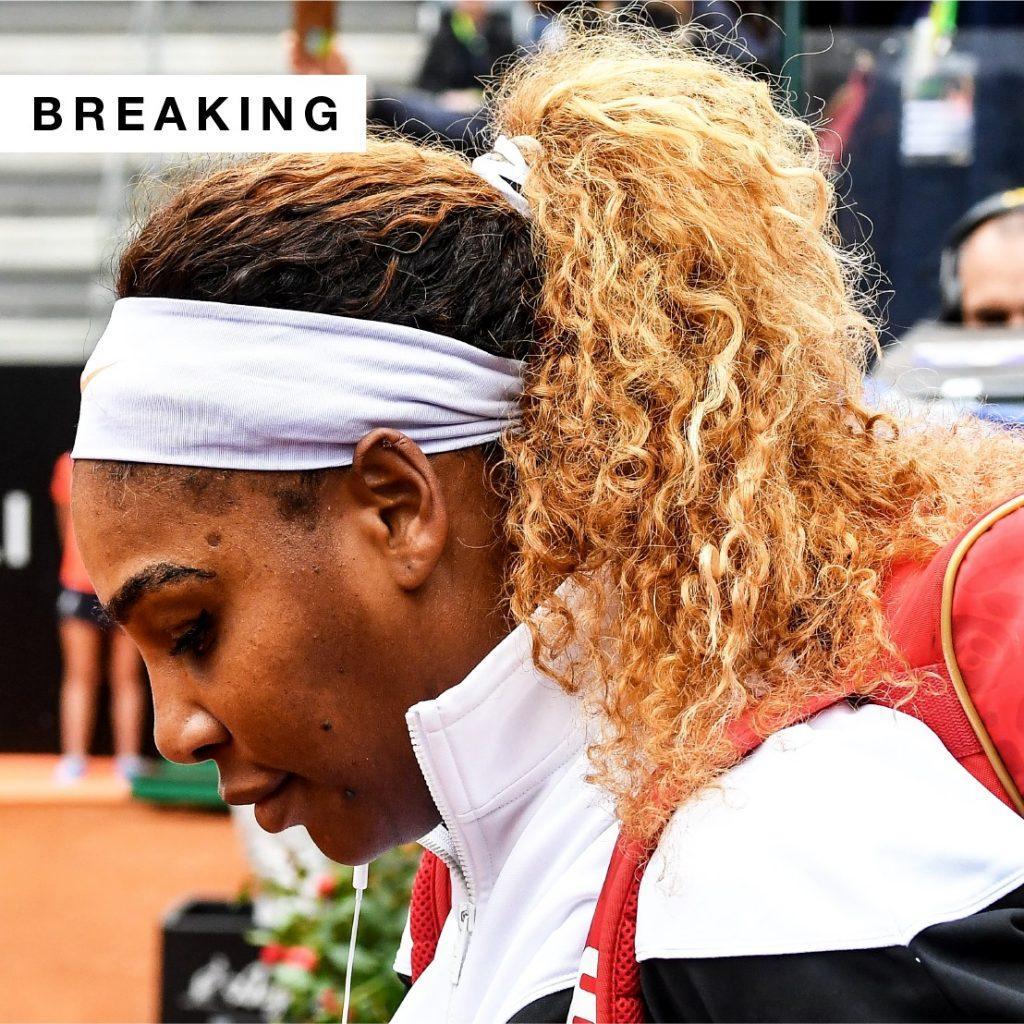 60149069 10157025703680309 8142266469950947328 o 1024x1024 - Serena Williams odpovedala nastope v Rimu