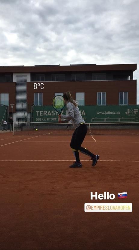 dalki - ITF: Jakupovićevi v Trnavi nagaja dež, konec za Arha