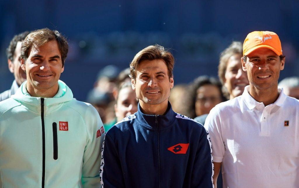 """federer1 1024x647 - Roger Federer: """"Pesek je bil prvi"""""""