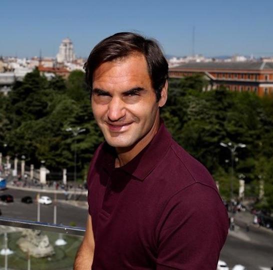 "fedi - Roger Federer: ""Pesek je bil prvi"""
