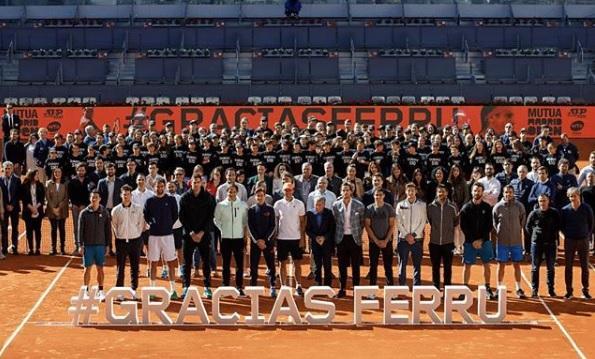 graci - Poslednja postaja za velikana Davida Ferrerja