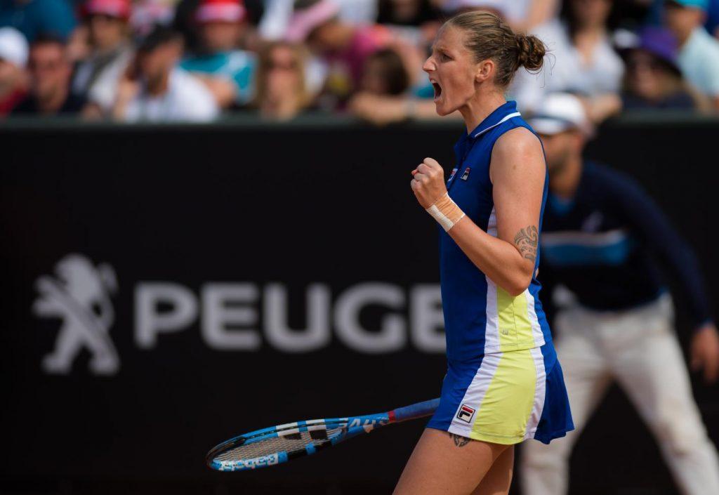 karolina pliskova   2019 internazionali bnl d italia  dsc 1582 original 1024x705 - Pliškova druga tenisačica z dvema naslovoma v sezoni