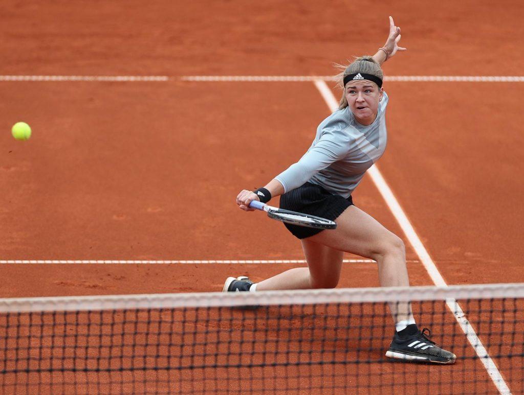 muchova prague 2019 2 1024x773 - WTA: Švicarsko-češki finale v Pragi