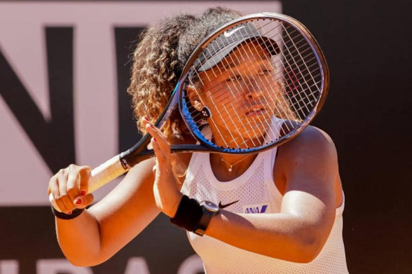 naomi osaka i feel like i am a 35yearold when i talk to media  - Brez sprememb v TOP 10, Zidanškova 60.