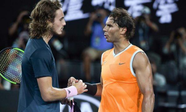 rafael nadal about tsitsipas i wouldnt like to face him without a referee 600x360 - Belinda Benčič pametno porablja denar, ki ga zasluži