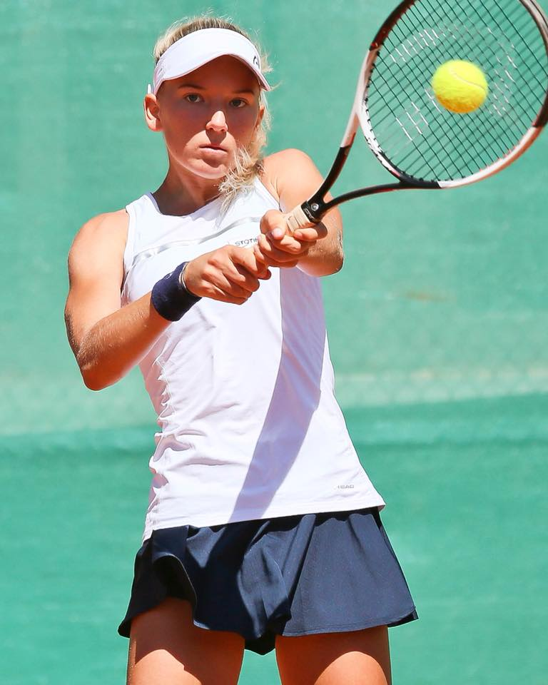 rd - ITF: Radišičeva in Erjavčeva med seboj za polfinale