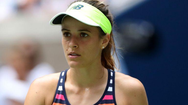 skysports nicole gibbs tennis 4668212 - Simpatična Američanka se bo borila z zahrbtno boleznijo