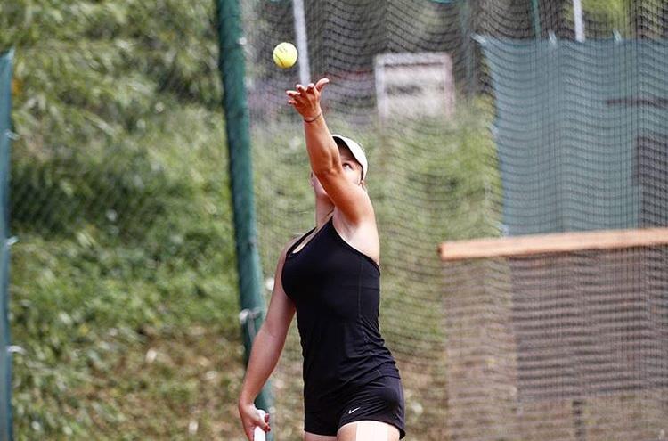 veroni1 - ITF: Erjavčeva v Tučepih brez dvojnega slavja