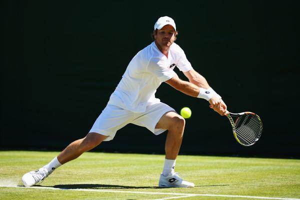 BlazKavcicDayTwoChampionshipsWimbledonNPsHamsnFwDl - V boj za Wimbledon ob Roli tudi Kavčič