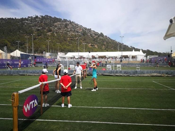 Untitled - Juvanova na Majorki ugnala finalistko Wimbledona!