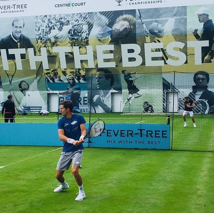 aljo - Wimbledon: Bedene dobro pričel, slabše končal