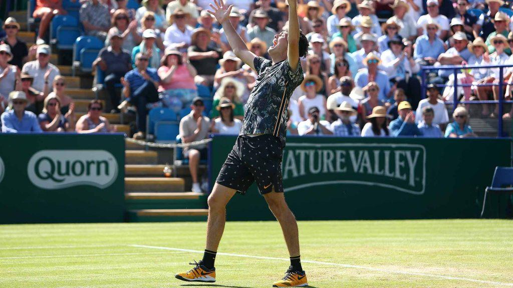 fritz eastbourne 2019 celebration 1024x576 - VIDEO: Fritz do prve ATP zmage v karieri!