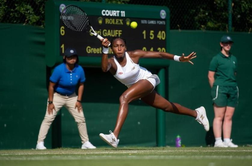 gauf - Na Roland Garrosu jo je zaustavila Juvanova, tokrat nihče