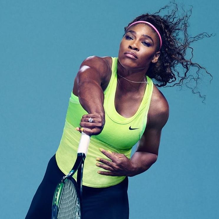 seri - Med 100 najbolje plačanimi športniki 5 tenisačev