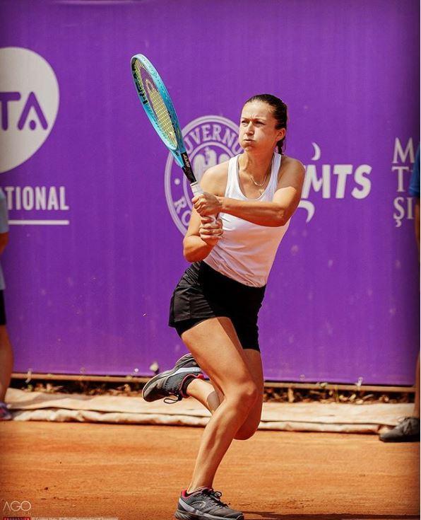 foto - Jakupovićevo na 3 milijone vrednem turnirju v Pragi zaustavila 2. nosilka