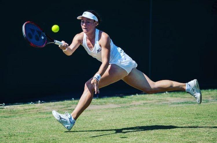 zido - 15. igralka sveta v Wimbledonu zaustavila Zidanškovo