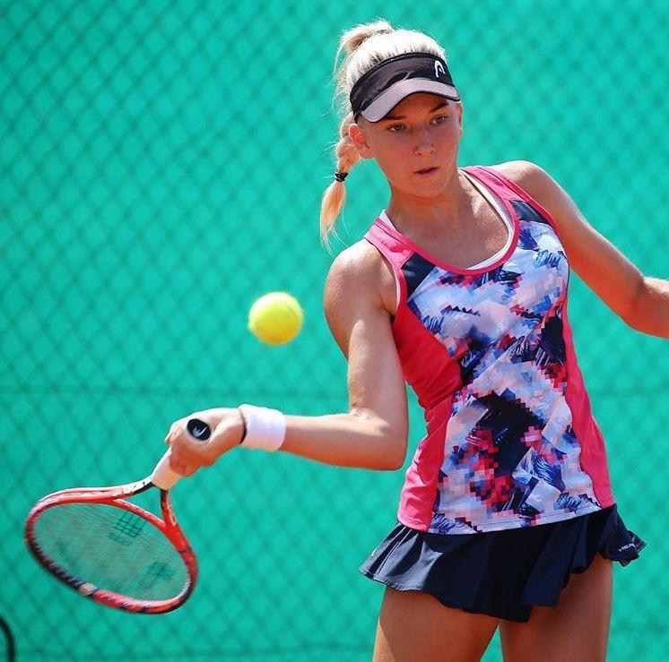 rado - ITF: Radišičeva v polfinalu, konec za Jakupovićevo
