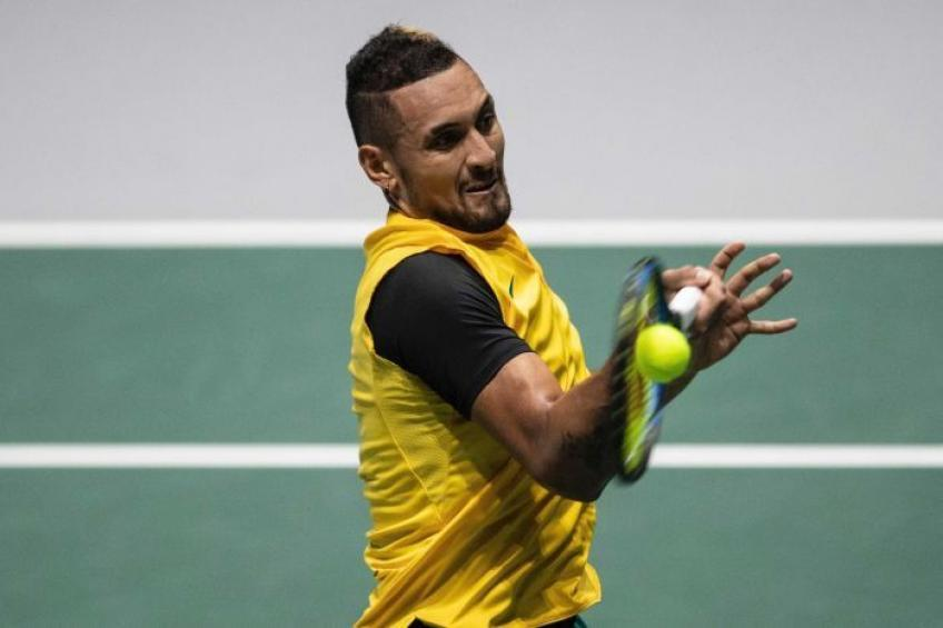 "lleyton hewitt we didnt really have a choice kyrgios couldnt play - Hewitt vztraja: ""Kyrgios ni smel igrati!"""