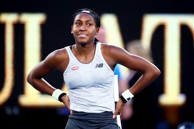 "1235759 - Coco Gauff: ""Raje igram dva Grand Slama zapored, kot da enega izpustim"""